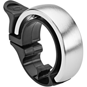 Knog Oi Bike Bell black/silver